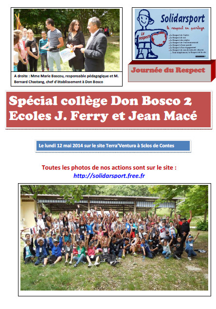 Don Bosco  j2 2014-05-12