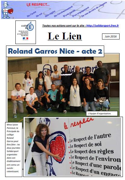 Roland Garros 2016-05-27