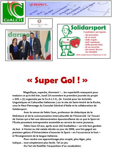 super gol 2016-11-14