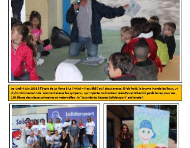 L'école La Plana relève le défi