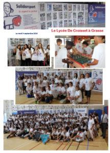 Lycée Croisset : un coup de Maitre