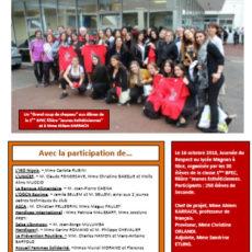 Le Lycée Magnan : Quelle montée en puissance !