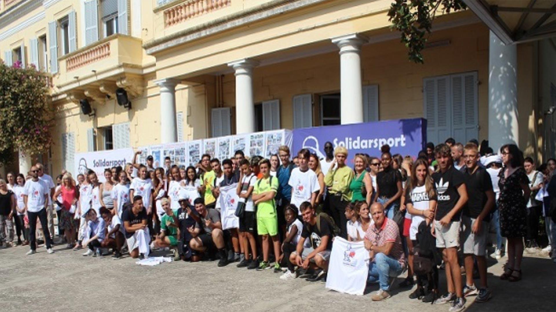 Le lycée » Les Coteaux » à Cannes : une pleine réussite pour sa «Première»