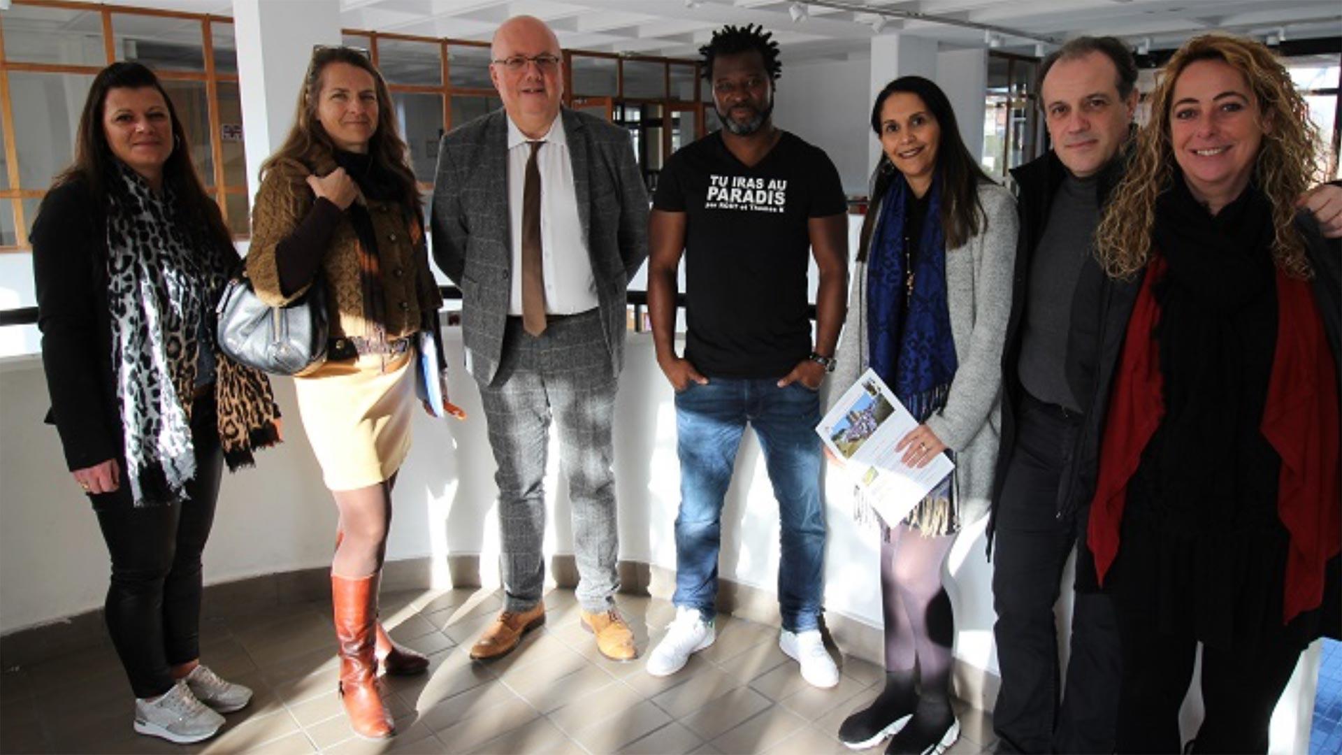 Les «3 jours» du Respect au lycée Hutinel à Cannes