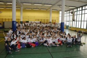 Une journée Solidarsport au Collège Mistral