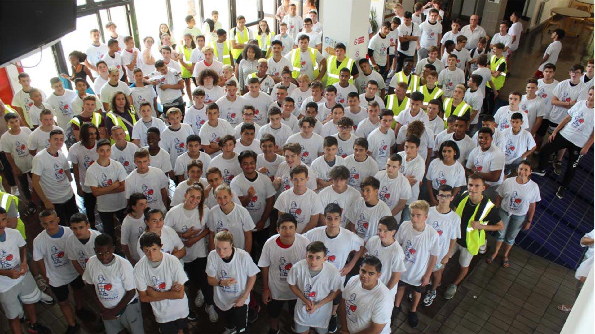 Le lycée » Hutinel » à La Bocca : un pôle référence